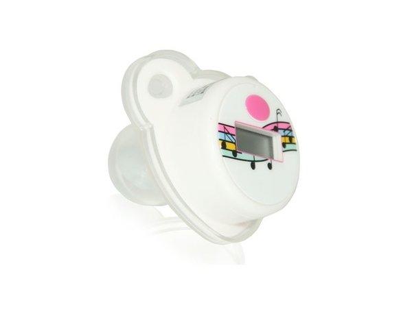 Lorelli Биберон с дигитален термометър Baby Care 1025006